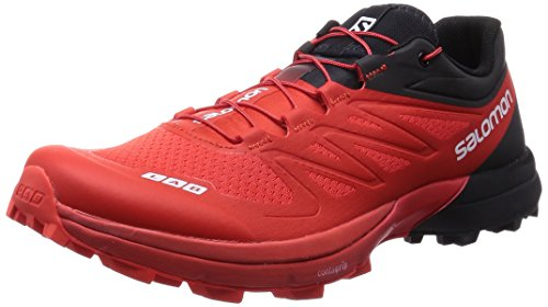 Salomon S-Lab Sense 4 Ultra SG Red Black White Red
