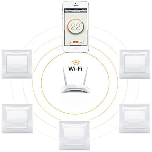MCS300 Digital Thermostat Raumthermostat f. Heizung elektrische Fußbodenheizung