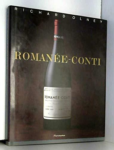 Romanée-Conti par Richard Olney