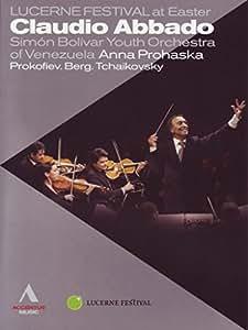Various: Abbado/ Sbyo Venezuela (Scythian Suite/ Lulu-Suite/ Pathetique) [DVD] [2010]