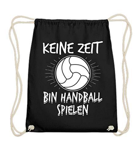 Chorchester Keine Zeit - Bin Handball Spielen - Baumwoll Gymsac
