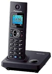 Panasonic Cordless Phone KX-TG7861 Answering System With 1 Handset
