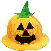 Halloween Decoración Disfraces de Halloween Suministros para la Fiesta Divertido Sombrero de Calabaza Accesorios Decoración Linda Cómoda Gorra de Vestir Accesorios de Ropa Decoración de Halloween