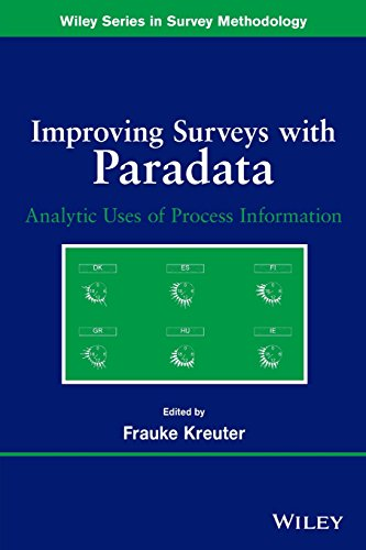 Improving Surveys with Paradata: Analytic Uses of Process Information (Wiley Series in Survey Methodology)