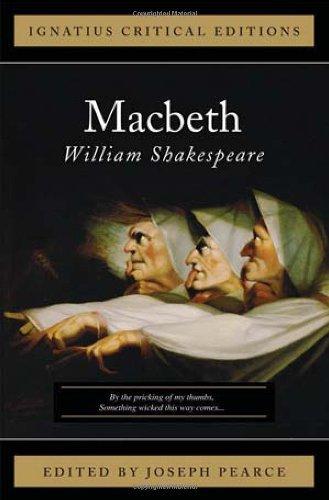 Macbeth (Ignatius Critical Editions) by William Shakespeare (2010-02-15)