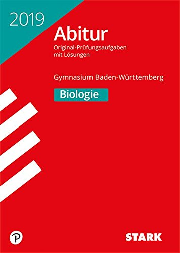 Abiturprüfung BaWü 2019 - Biologie
