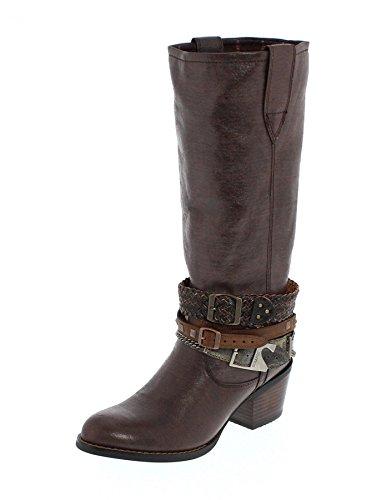 Durango Boots Stiefel ACCESSORIZE Braun Damen Fashion Stiefel -