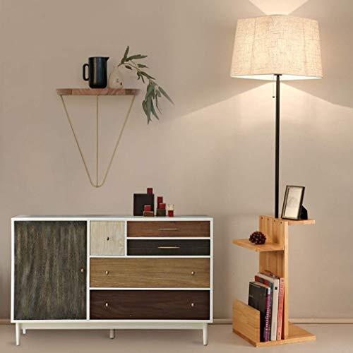 LXD Haushalt Stehlampe Wohnzimmer Schlafzimmer Nachttischlampe Moderne minimalistische vertikale...