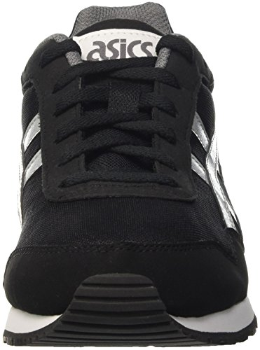 Asics Curreo, Gymnastique homme Nero (Black/Light Grey)