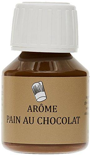 SélectArôme Arôme Pain au Chocolat 58 ml - Lot de 4