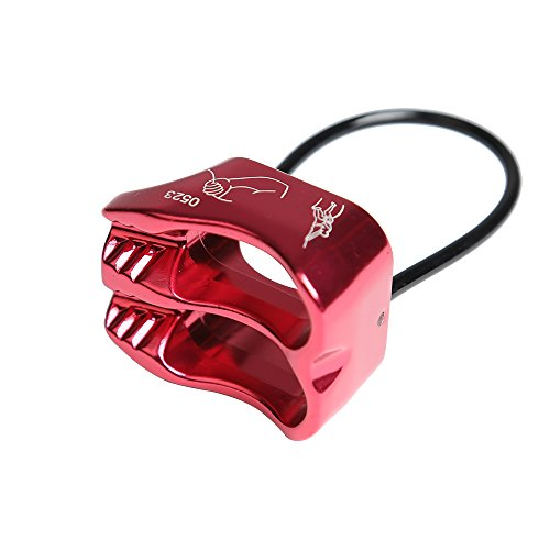 outdoor-rock-climbing-rope-access-abseiling-atc-belay-device-rappelling-gear-red