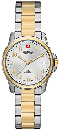Swiss Military Hanowa Womens Watch 06-7141.2.55.001