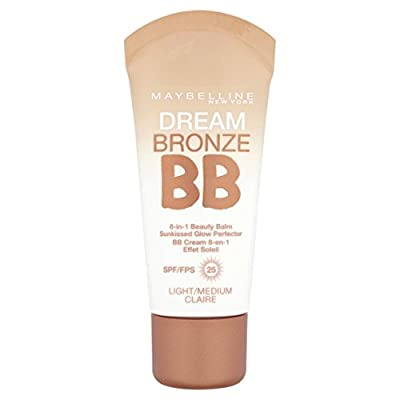 Maybelline Dream Bronze BB Cream 01 Light/Medium 5g