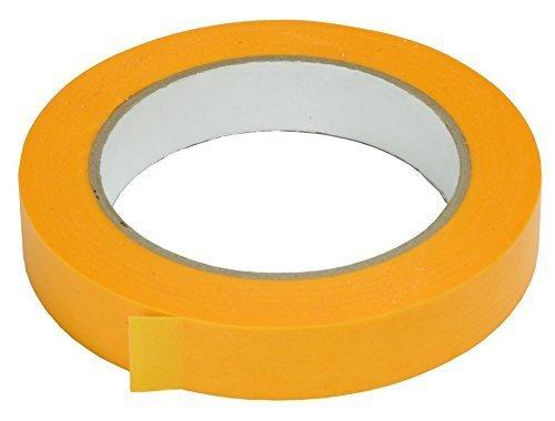 SBS Goldband Abklebeband 19mm 50m Rolle - 3 Stück