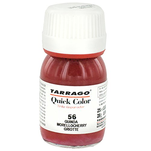 Tarrago - Quick 25ml, Pinturas y Tintes Unisex Adulto, Rojo (Morello Cherry 56), 20 ML