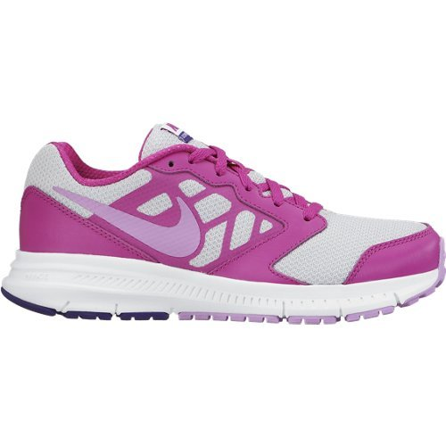 Nike  Downshifter 6 (Grade-School/Pre-School), Chaussures de course mixte enfant rose-gris-violet