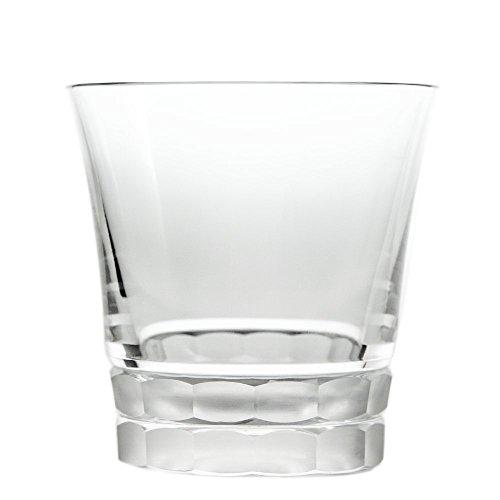 Cristal de Sèvres Vertigo t.102 Set de Verres à Whisky, Verre, 10 x 10 x 10 cm, Lot de 2