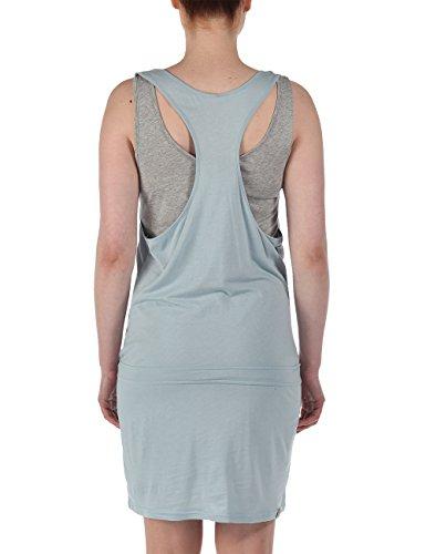 Bench Mixxie - Robe - Manches courtes - Femme Bleu