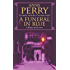 A Funeral in Blue (William Monk Mystery, Book 12): Betrayal and murder from the dark streets of Victorian London