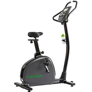 Tunturi E50 Bike Performance Ergometer – Schwungscheibe: 11 kg – Programme: 20 (1 Wattprogramm 10 W-350 W) –  I-console+ – Fit Hi Way – Kinomap