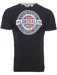 Lonsdale T-Shirt Trägerhemd Brighton - T-Shirt Manches Longues - Homme