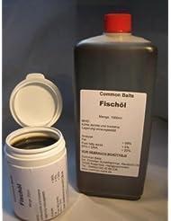 ACEITE DE PESCADO 1000ml Aceite De Halibut Aceite De Rodaballo