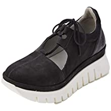 Fly London Bump129fly, Sneaker Donna, Nero (Black 000), 39 EU