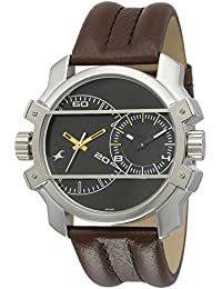 Fastrack Midnight Party Analog Black Dial Men's Watch -NK3098SL02