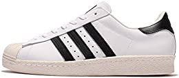 adidas Superstar 80s (Gum Outsole), Sneaker a Collo Alto Uomo
