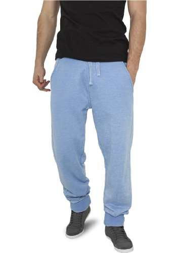 Urban Classics -  Pantaloni sportivi  - Uomo Celeste