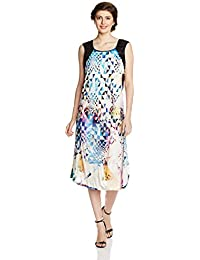 Satya Paul Women's A-Line Dress