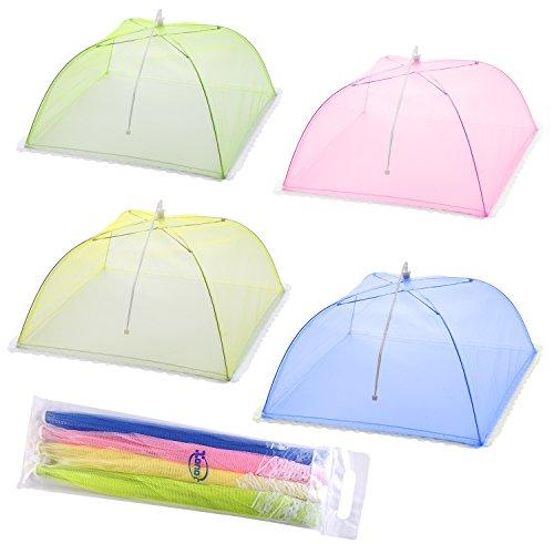 ecran-en-maille-nourriture-coque-tentes-parapluie-lot-de-4-ecrans-pour-garder-bugs-et-senvole-a-part