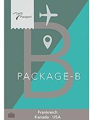 Passport Virtual Active - USB Stick, Pack B (Frankreich, Kanada, USA)