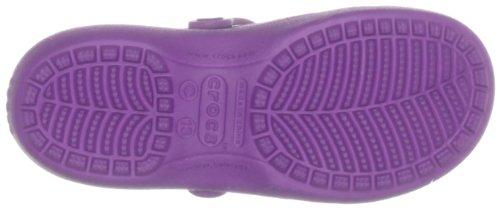 Crocs Shayna Girls, Sabots fille Violet (Dahlia)