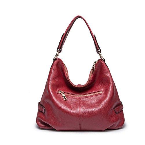 Eysee , Damen Clutch Mehrfarbig schwarz 38cm*30cm*16cm rot
