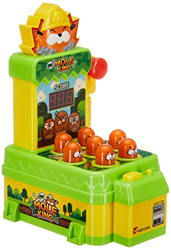 Arcade Games Finger Power Punching Score Game - Soft Punching Feeling, Toys for Boys & Girls, 6 Years & Above