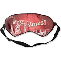 Eye Mask Eyeshade Christmas Images Sleeping Mask Blindfold Eyepatch Adjustable Head Strap preisvergleich bei billige-tabletten.eu