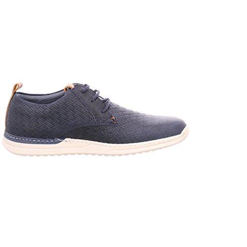 Bullboxer 624-k2-3939i-xxna, Sneaker Uomo Blu Blau Dunkelblau