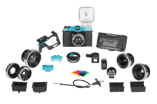 Lomography Diana+ Deluxe Kit