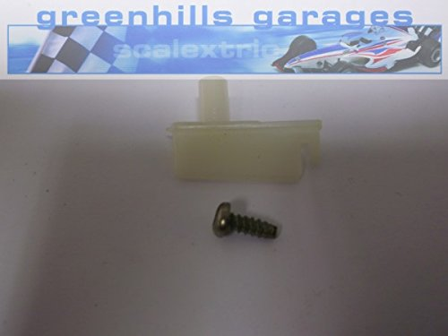 Greenhills Scalextric Kit car guide blade & screw