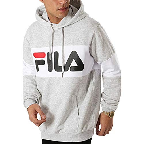 Fila Sweat 687001 Night Blocked Gris H M