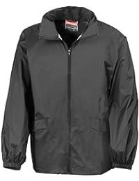 Result Lightweight Windcheater in a bag Jacke für Männer