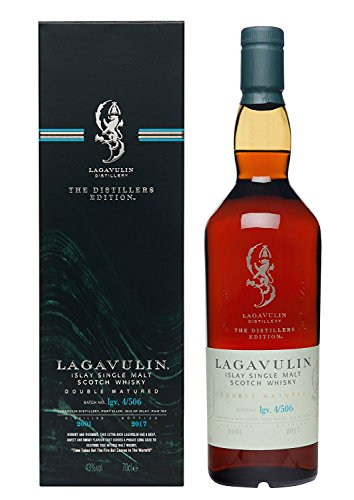 Lagavulin Distillers Edition Islay Single Malt Scotch Whisky (0,7 L)