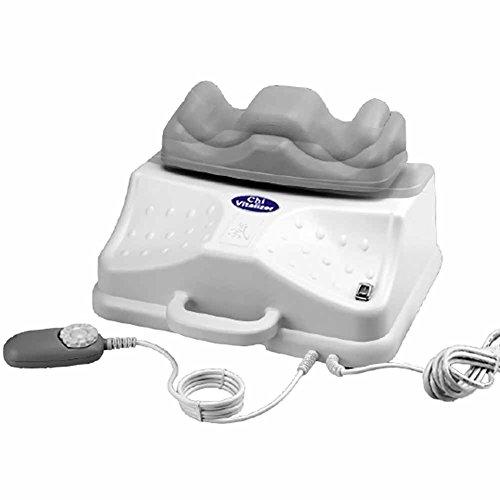 Chi Maschine–Massagegerät Energieversorgung–Machine à Massagen–Füße und Beine–Pendel Massagegerät–Masseur elektrischen für die Füße–Originelle–Economy–Vitalizer–Swing–Twister inklusive