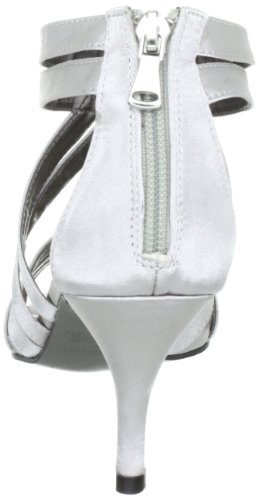 Victoria Delef SANDALS 12V0882 Damen Sandalen/Fashion-Sandalen Grau (Gris)