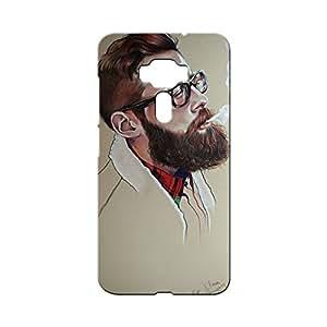 BLUEDIO Designer Printed Back case cover for Asus Zenfone 3 (ZE552KL) 5.5 Inch - G5566