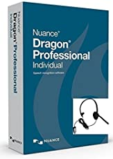 Nuance Dragon Professional Individual 14.0 with USB Headset (Indian Edition)