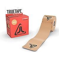 TRUETAPE Cotton Edition | vorgeschnittenes Kinesiologie Tape | 20 Precut Streifen Pro Rolle | CE-Zertifiziert... preisvergleich bei billige-tabletten.eu