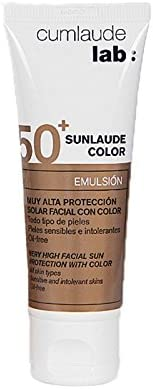 Sunlaude spf50+ color 50 ml cumlaude