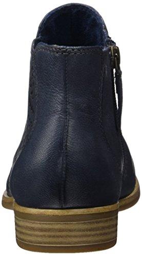 Tamaris Damen 25303 Chelsea Boots Blau (NAVY 805)